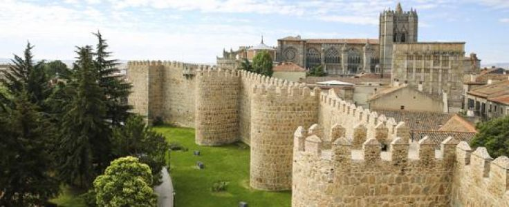 Visit Segovia and Avila same day